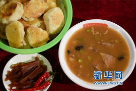 """河南西华县逍遥镇有望被评为""""河南胡辣汤之乡"""""""