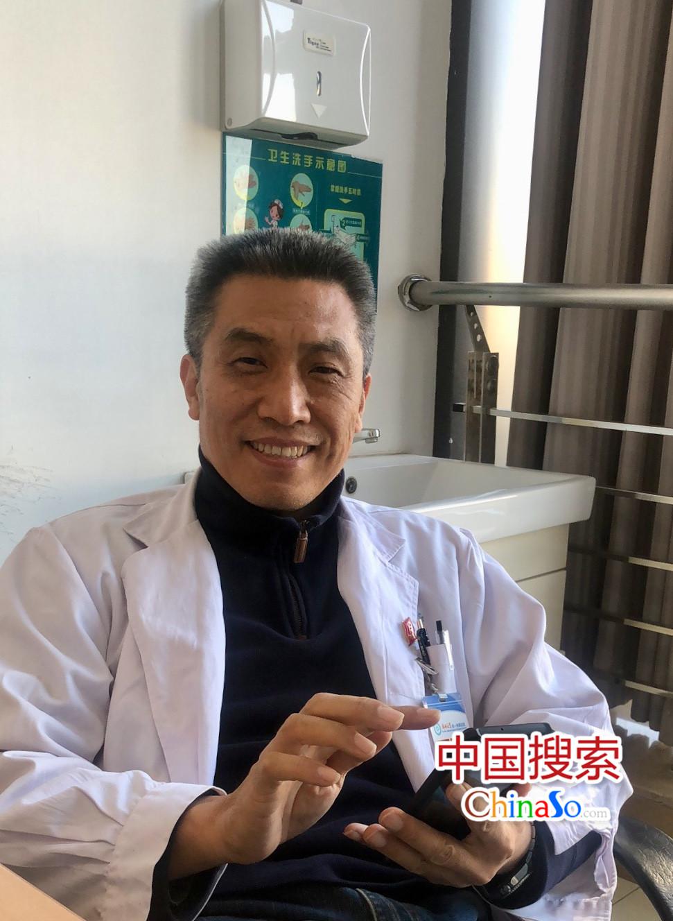 【奋进新时代 出彩河南人】徐敬:医者仁心 妙手架起生命桥