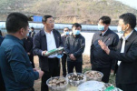 鹤壁市委书记马富国到淇滨区调研乡村振兴和脱贫攻坚工作