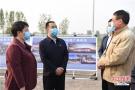 鹤壁市长郭浩:要坚持高标准建设 为高质量发展城市建设提供有力支撑