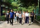 济源示范区妇联到安阳市妇女儿童活动中心参观交流