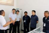 周口市供电公司考察团到西华调研乡所攻坚工作