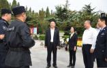 濮陽市長楊青玖檢查督導節日值班備勤工作 看望慰問一線幹部職工