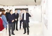 漯河市委书记蒿慧杰参加第三届中国国际进口博览会并开展招商活动