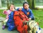 5岁背包客挑战罗布泊 暴走女孩雯雯去年6月就红了(图)