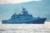 俄军新锐护卫舰驰援叙利亚 或让美不敢轻举妄动