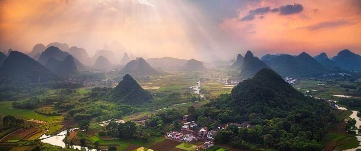 外国摄影师拍摄的美丽中国