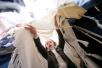 犹太教徒庆祝逾越节 聚集哭墙下祷告
