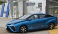 丰田10月将想中国引进Mirai燃料电池车