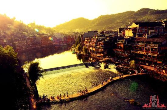 中国最适合私奔的9大小镇[墙根网]
