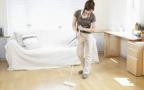 干家务也能减肥 拖地也是有氧运动效果相当于慢走