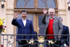 习近平同捷克总统举行会谈 建立中捷战略伙伴关系