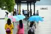 一年中雨水最集中的时段来了 今最高气温只有22℃