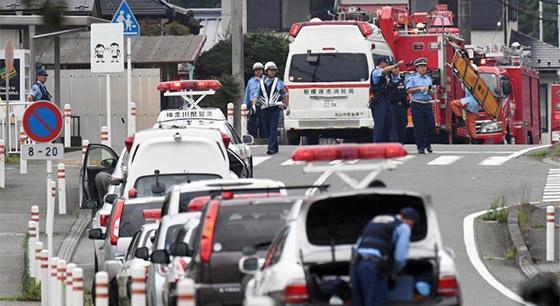 日本福利院遭袭遇害者增至19人 嫌犯已自首