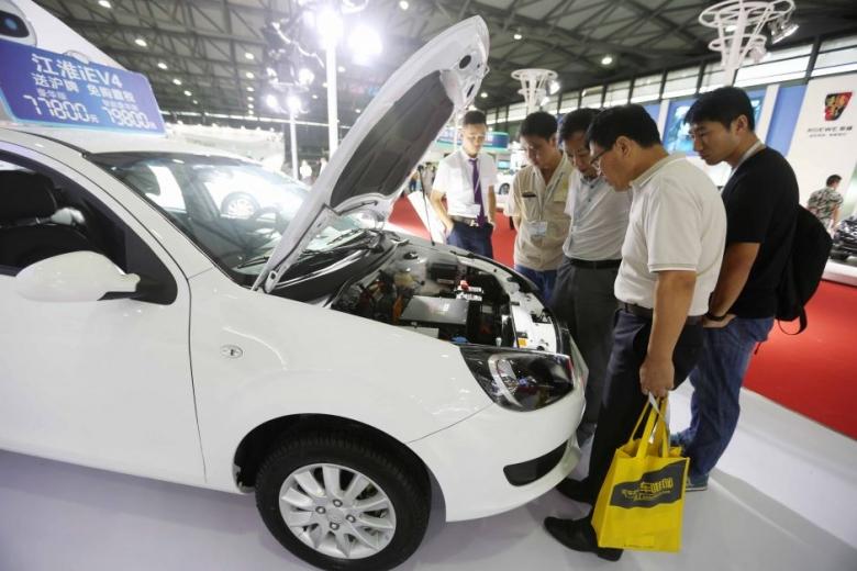 全球新能源汽车交易展:热销车型+创新模式抢先看