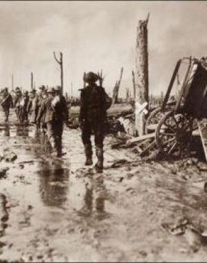 一战残酷毒气战:英法联军倾刻死亡上万