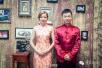中国小伙娶乌克兰美女媳妇 回家乡办传统婚礼(图)