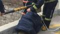 济南一男子两次在同一地方坠沟!民警曾多次对他救援