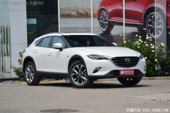 马自达CX 4南京现车销售 欢迎到店垂询高清图片
