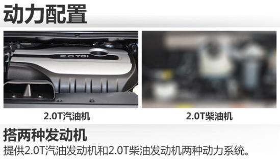 上汽大通全新D90内饰曝光 配分时四驱系统高清图片