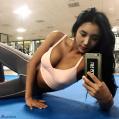 """韩国""""美臀天后""""爆红 曾给朴槿惠当健身教练"""