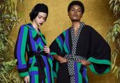 #SuzyLFW: Duro Olowu - Opposites Attract
