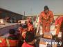 爱心企业为环卫工人捐赠72000瓶矿泉水 价值12万元
