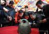 西安首个非遗基地成立 30多万老物件展示关中农耕文化