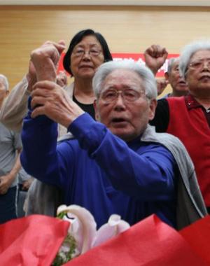 苏鸿熙:世纪行 中国心