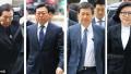 【现场图集】韩国乐天集团会长家族被法院传唤