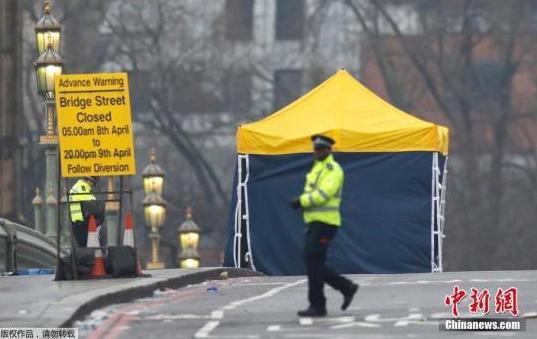 恐袭致4死40伤 英国警方:在连夜搜索中逮捕了7人
