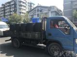 南京开始整治泔水车 9月后没密闭不干净的最高可罚3万