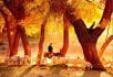 9月底额济纳将进入最美的季节 一年只有21天