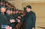 以习近平同志为核心的党中央领导和推进强军兴军纪实之四