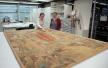 大英博物馆修复敦煌巨作:如何面对绣线脱落问题