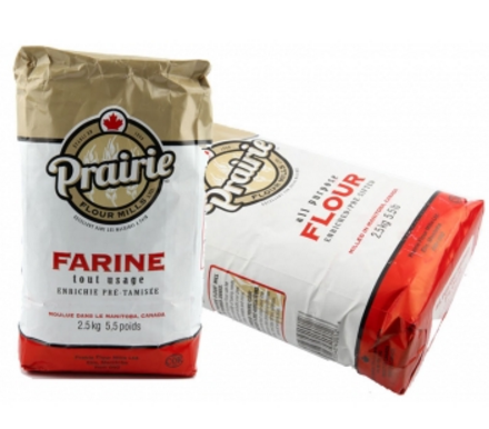 加拿大进口大草原面粉