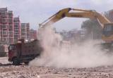 对施工工地扬尘管控不力 洛阳市住建委被约谈
