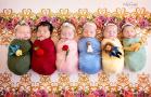 超可爱的婴儿照片
