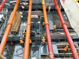 洛阳地铁1号线又有15个站进入围护结构施工阶段