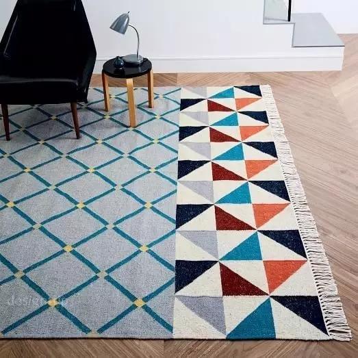 不要拒绝一张地毯
