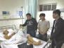河南一军官探亲路遇事故 不仅救人还帮忙寻找肇事者