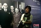 日本青年观看南京大屠杀史料落泪:仿佛是在另外一个世界