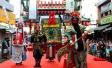 中国赊店与马来西亚联办国际关公文化节 非遗演出完美绽放