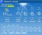 """洛阳这两天风儿依旧不""""消停""""9日气温7℃到18℃"""