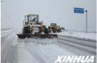 鞍山今冬除雪控制使用融雪剂 规划禁止抛撒区域