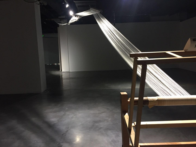 谷文达缂丝作品《二十四节气》