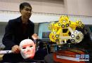 学生自制机器人