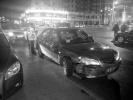 沈阳一夜班的哥开车眯着了 导致五车连撞
