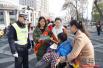 商丘市开展全国交通安全日宣传活动