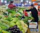11月份蔬菜价格1降2升4平 鸡蛋价格略上涨